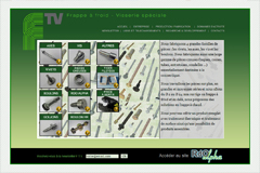 Site web Industriel